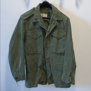 ARMY ISSUED FIELD JACKET